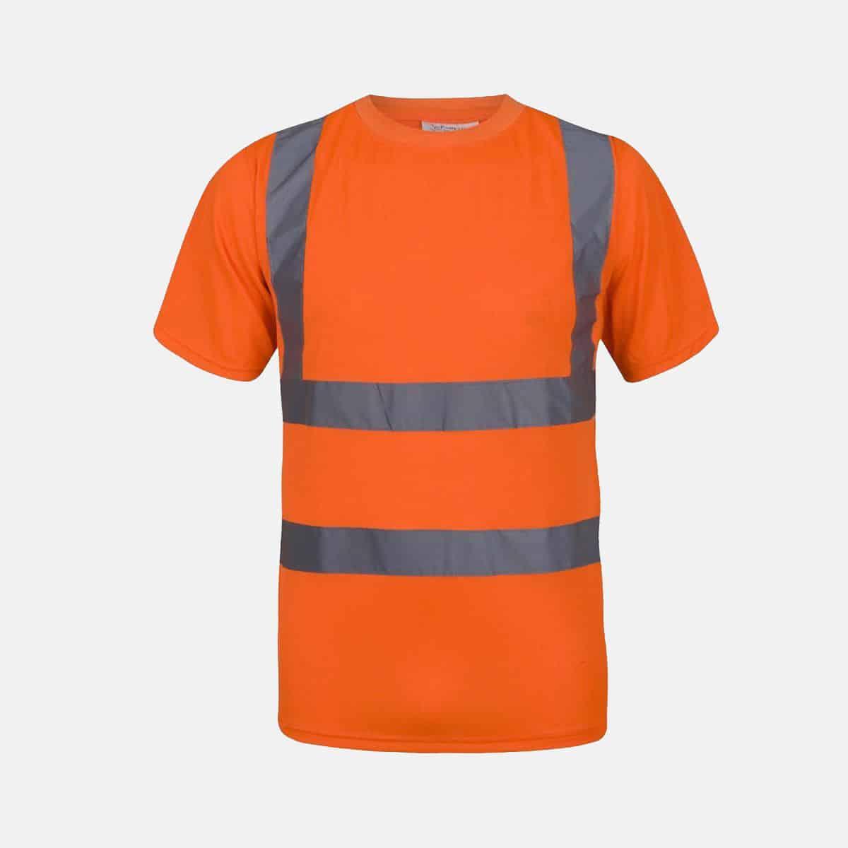 Hi Vis Short Sleeve t Shirts