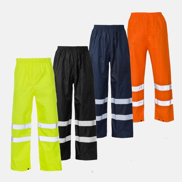 Hi Vis Over Trouser Yellow by Supertouch