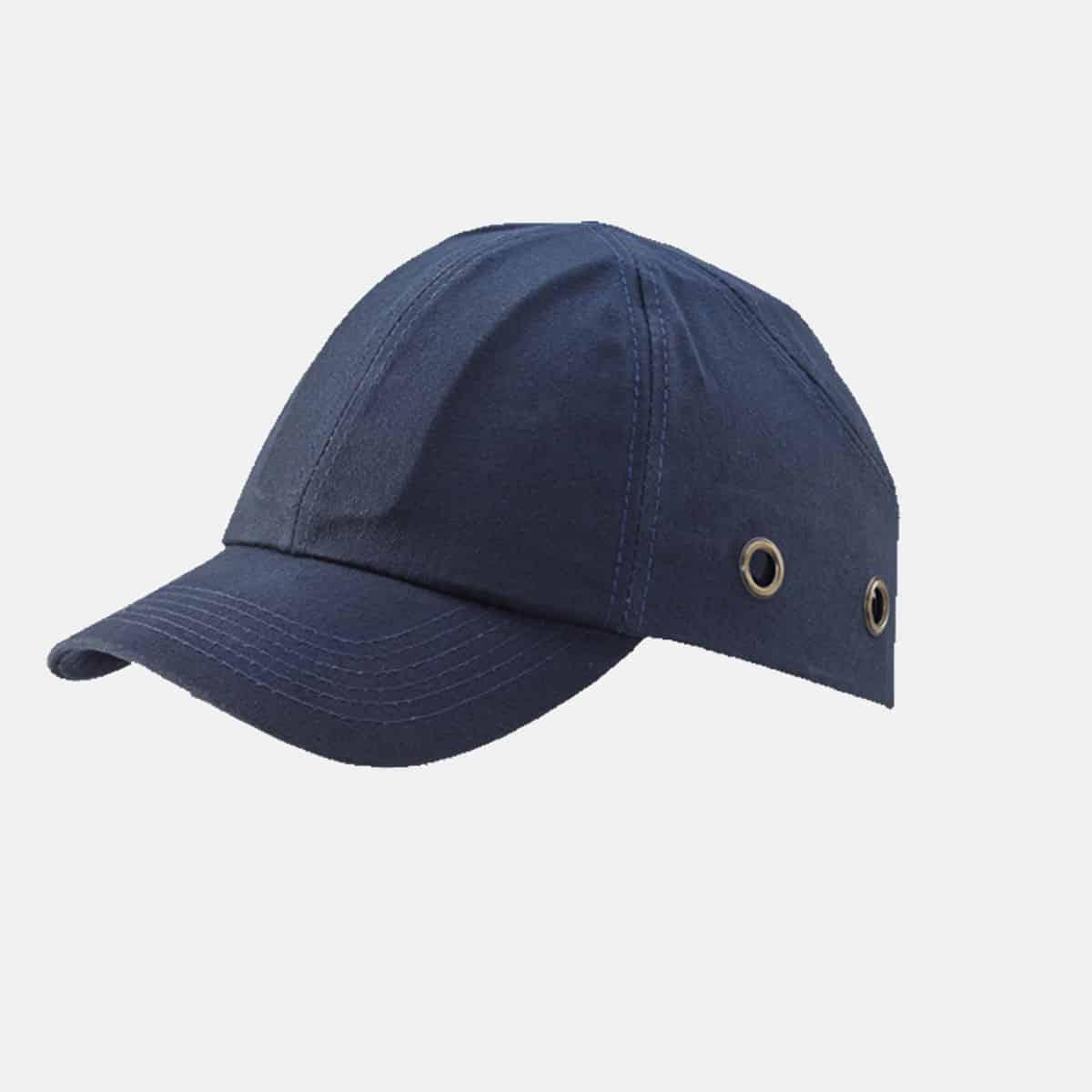 Bseen Safety Baseball Bump Cap Navy Blue