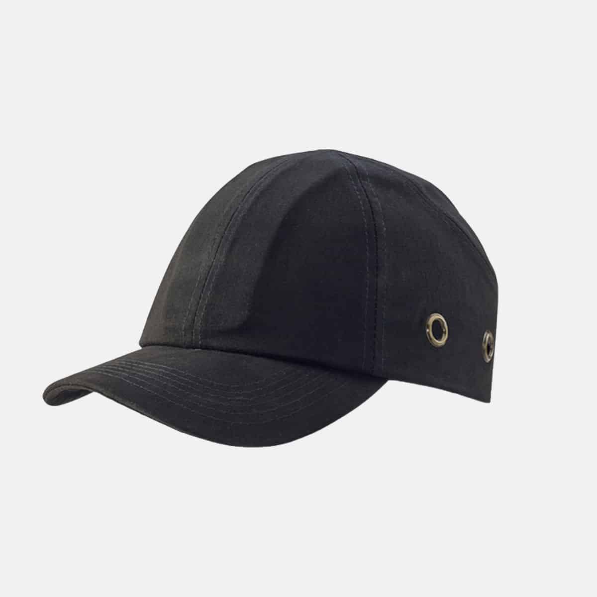 Bseen Safety Baseball Bump Cap Black