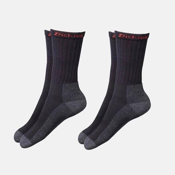 Men's Industrial Support Work Boot Socks