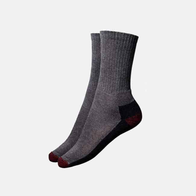Dickies Men's Cushion Crew Socks (5 Pairs in a Pack)