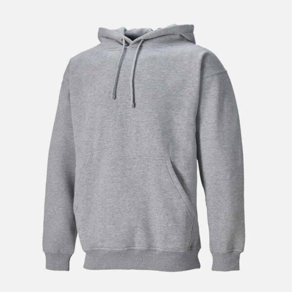 Bickies Plain Hoodie Sweatshirt For Men