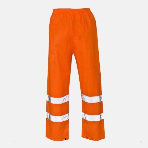 Hi Vis Over Trouser Orange by Supertouch