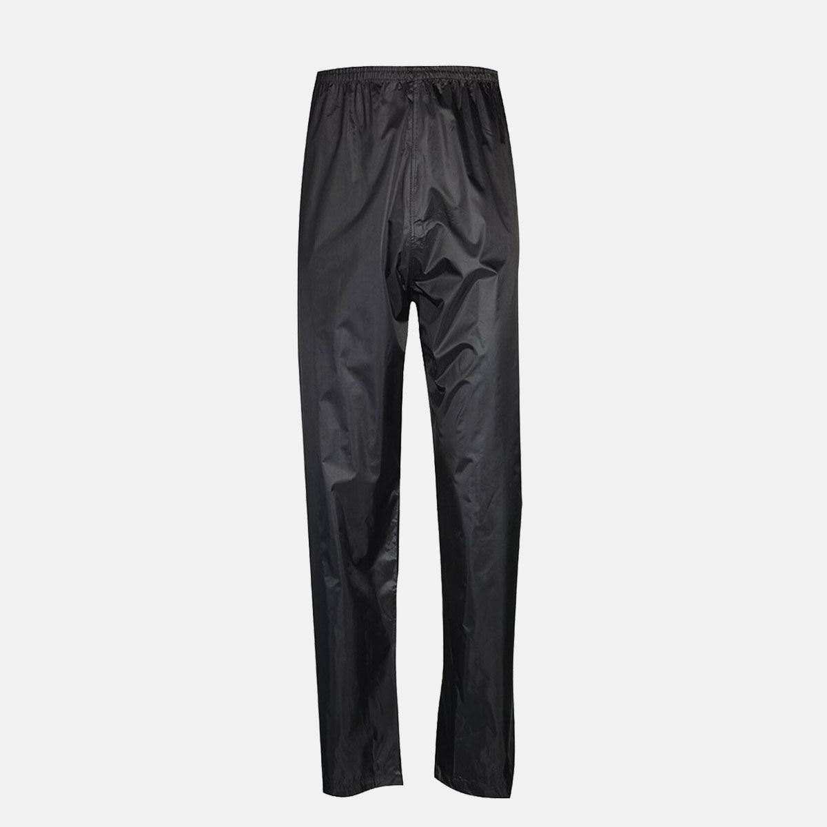 Adults Black Waterproof Over Trousers by Baum Country