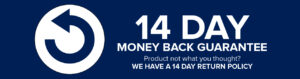 14 Day Guarantee