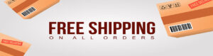 Free Shiping on All Order