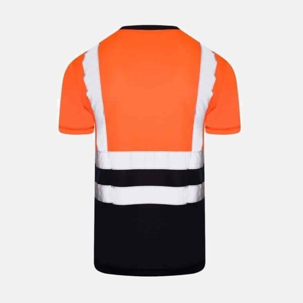 Hi Vis Short Sleeve T-Shirt